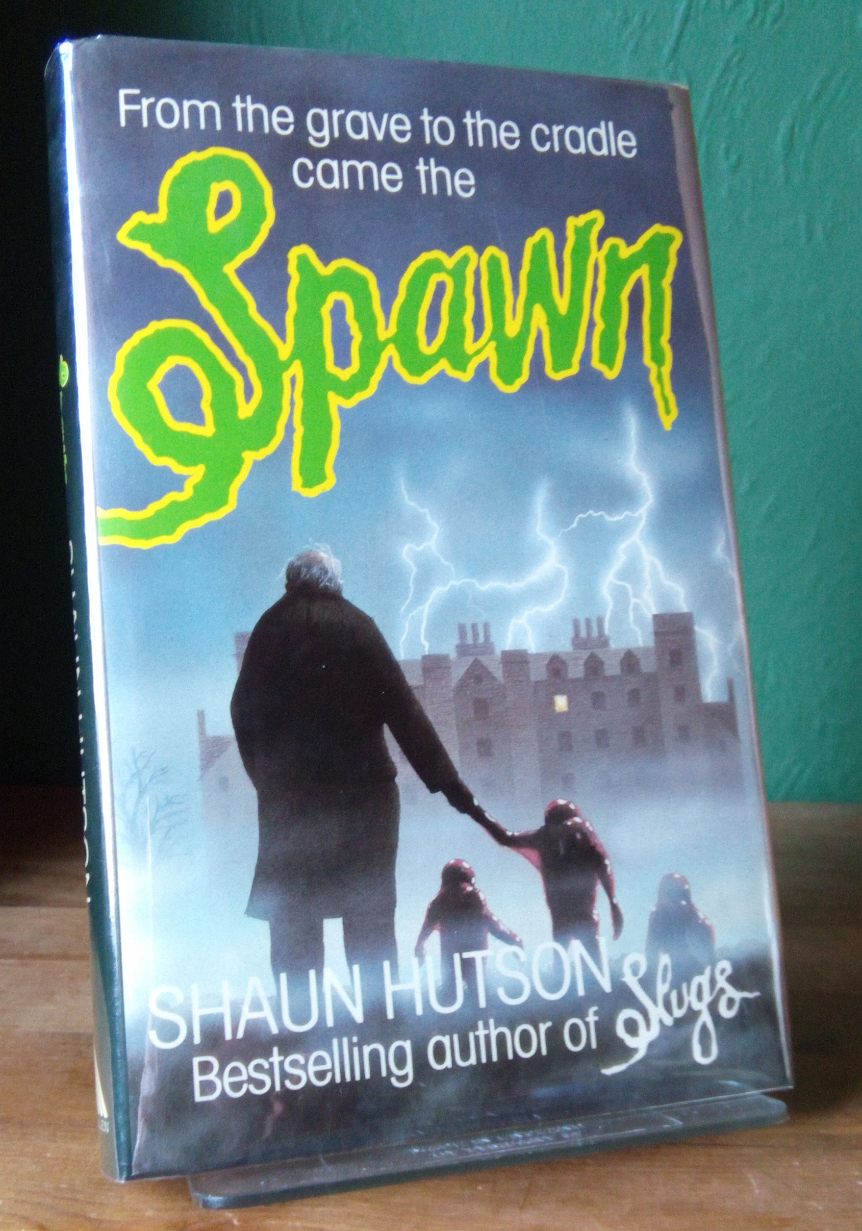 Spawn UK First Edition