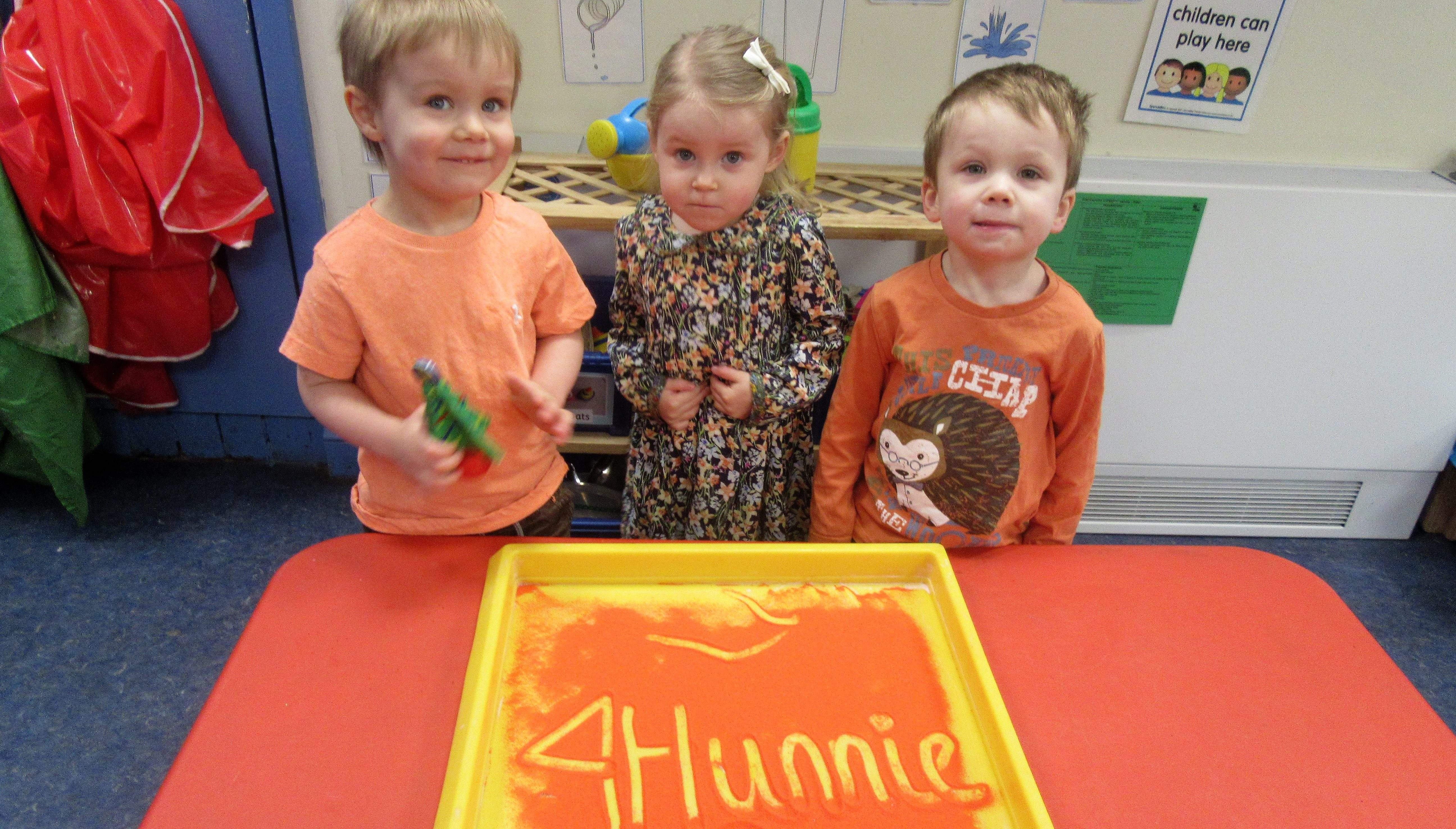 Nursery Raises £500 for Charity
