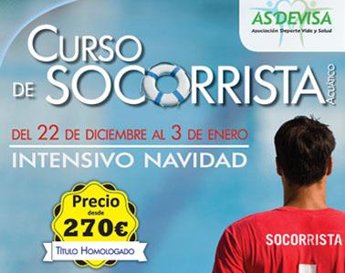 Cursos Socorrismo Madrid