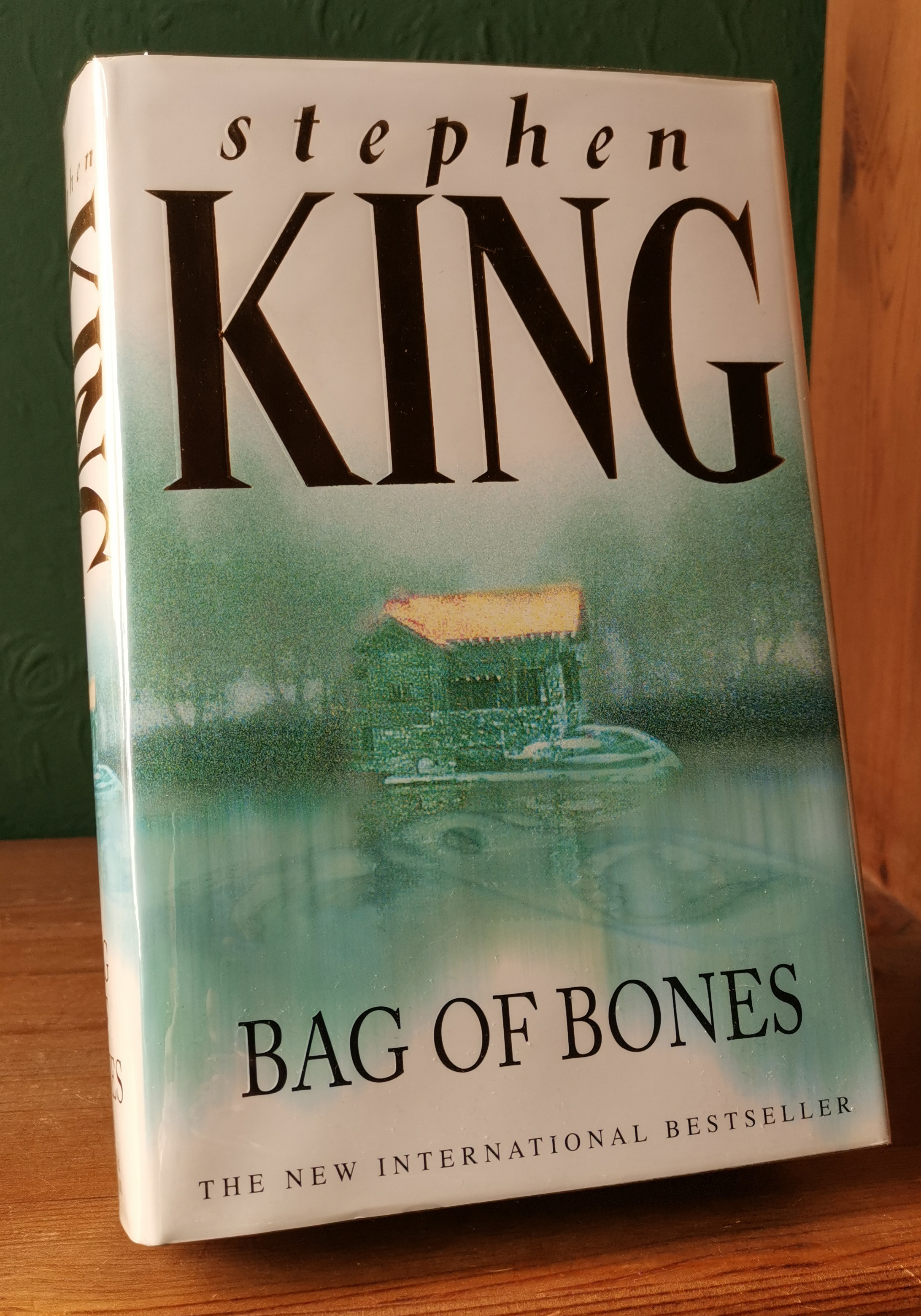 Bag Of Bones UK First Edition