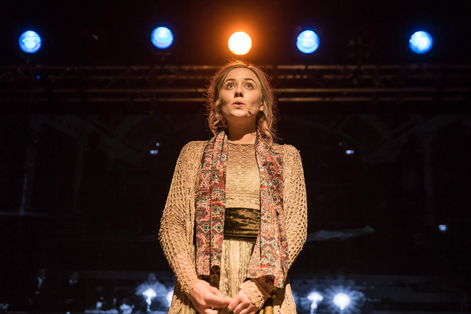 Siobhan Callaghan as Rebecca Kerr