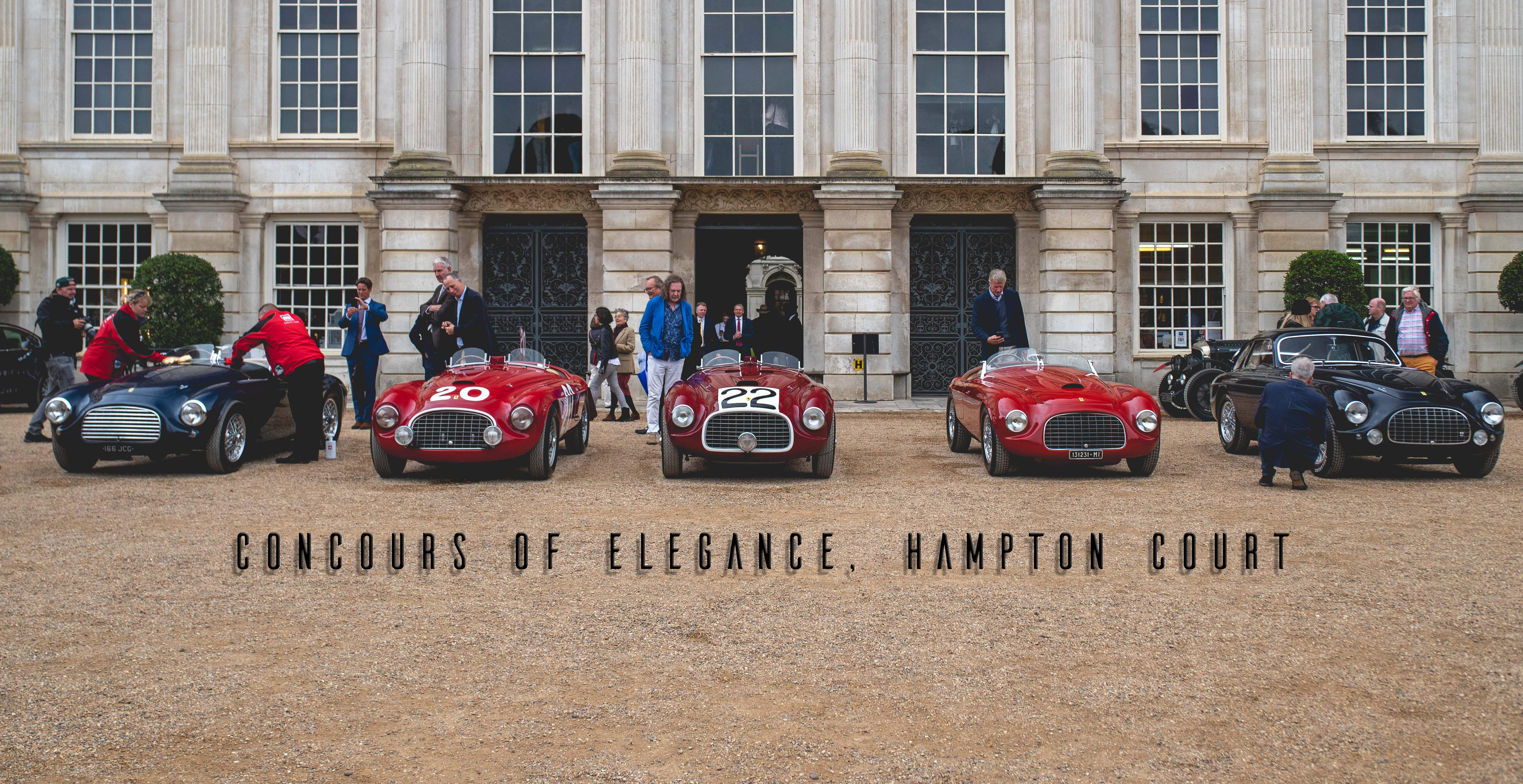 Concours of Elegance, Hampton Court Palace