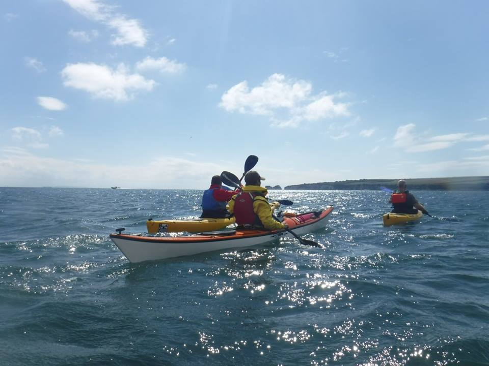 Introduction to Sea kayaking in Dorset £175