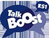 TalkBoost-KS1 logo
