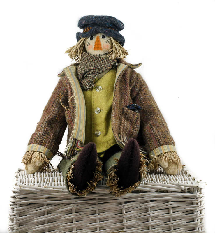 Paddy the Scarecrow - Pattern