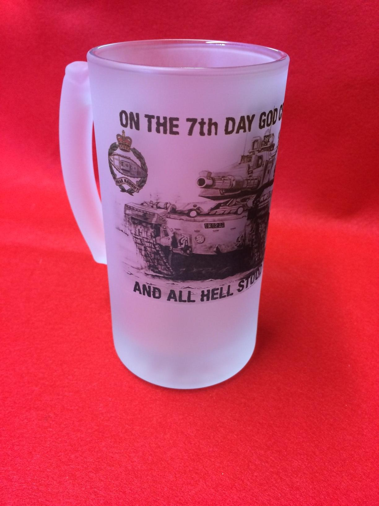 Beer Stein No4 (0283) 7th Day