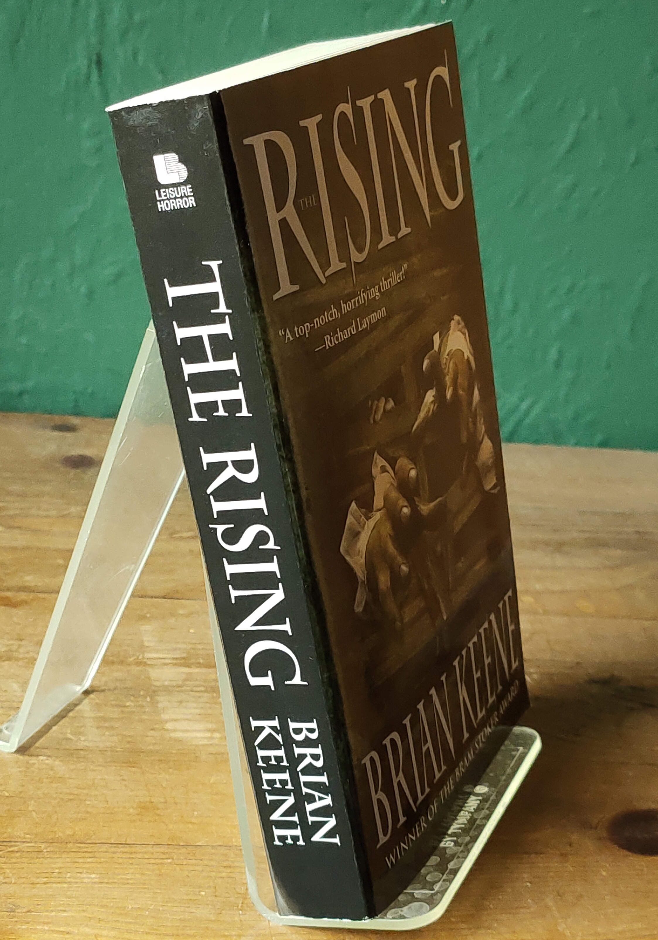 The Rising Signed US First PB