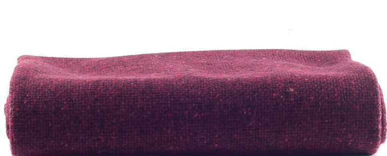 Donegal Tweed by Fabric Affair:Twill Crushed Raspberry Tweed
