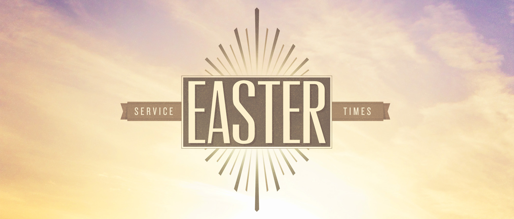 Easter Services at First Baptist Church