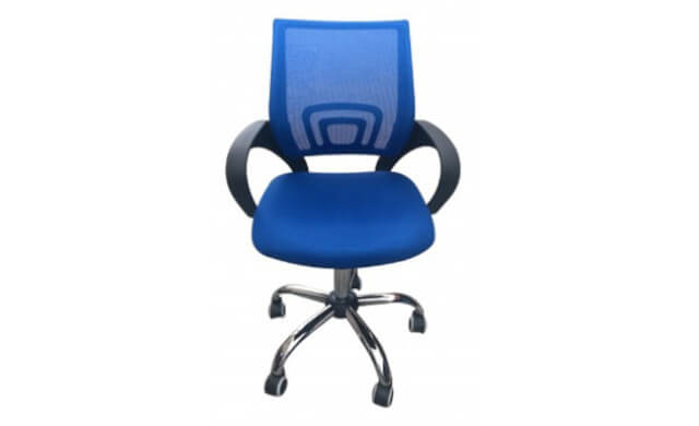 Tate Blue Office Chair