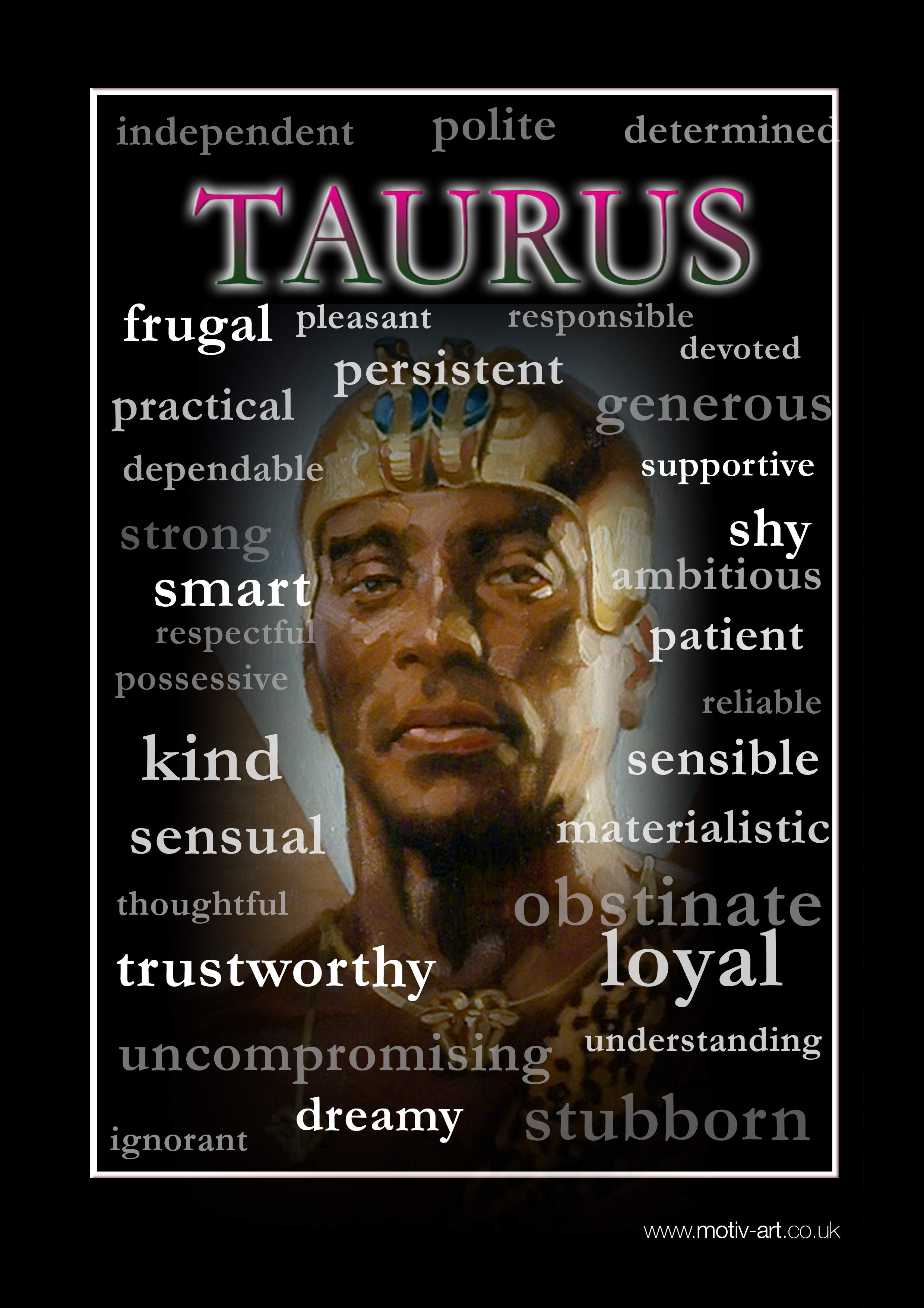 Taurus 21 Apr - 21 May