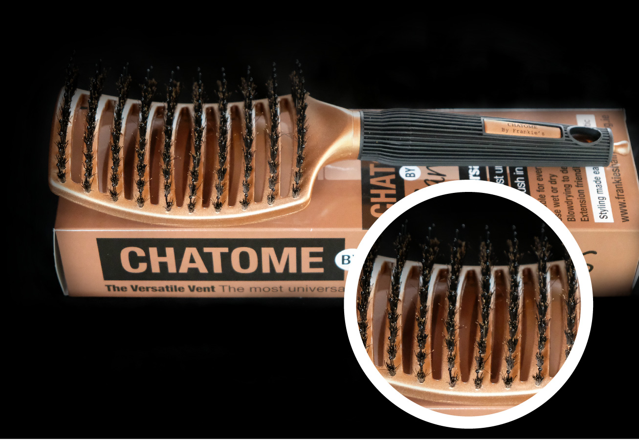 Chatome Mixed Soft Bristle