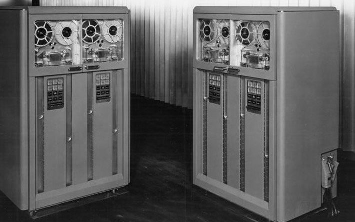IBM brought back the magnetic tape storage by setting up a new record in Data Transfer Rate