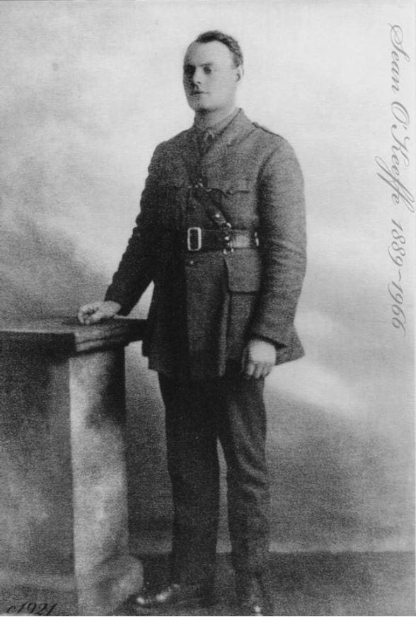 Sean OKeeffe_Carahill_Captain Crusheen Volunteers 1913 1916JPG