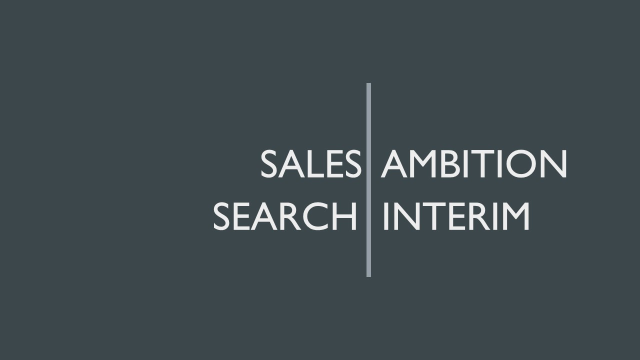 SalesAmbition, Executive Search Sales & Marketing