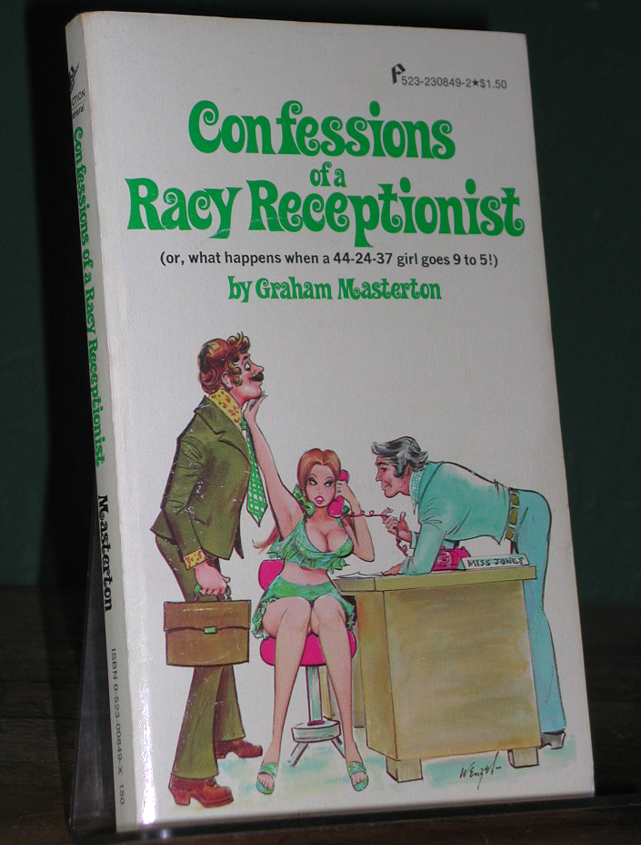 Confessions Of A Racy Receptionist US PBO