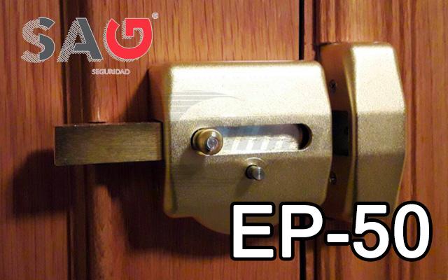 Cerradura SAG EP-50 con KESO