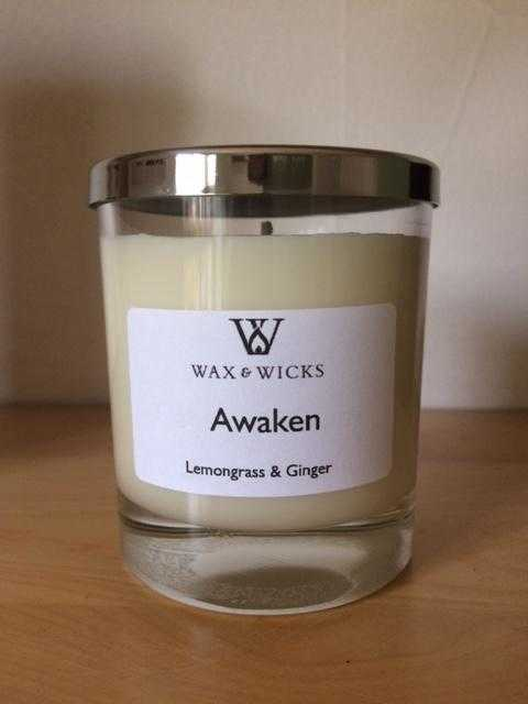 Awaken luxury mood candle