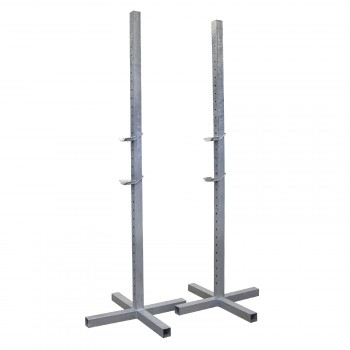 Pair of Jump stands with cups