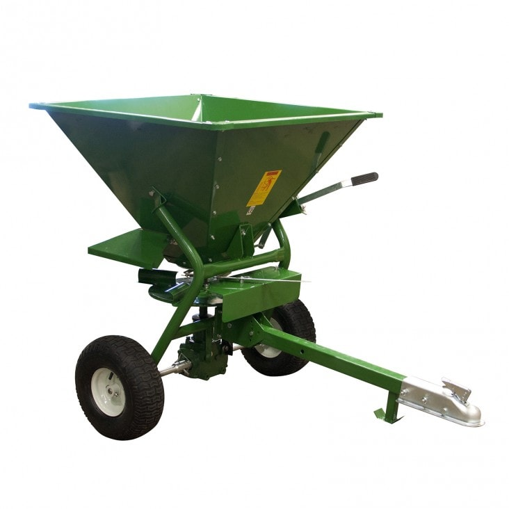 Salt & Fertiliser Spreader for ATV