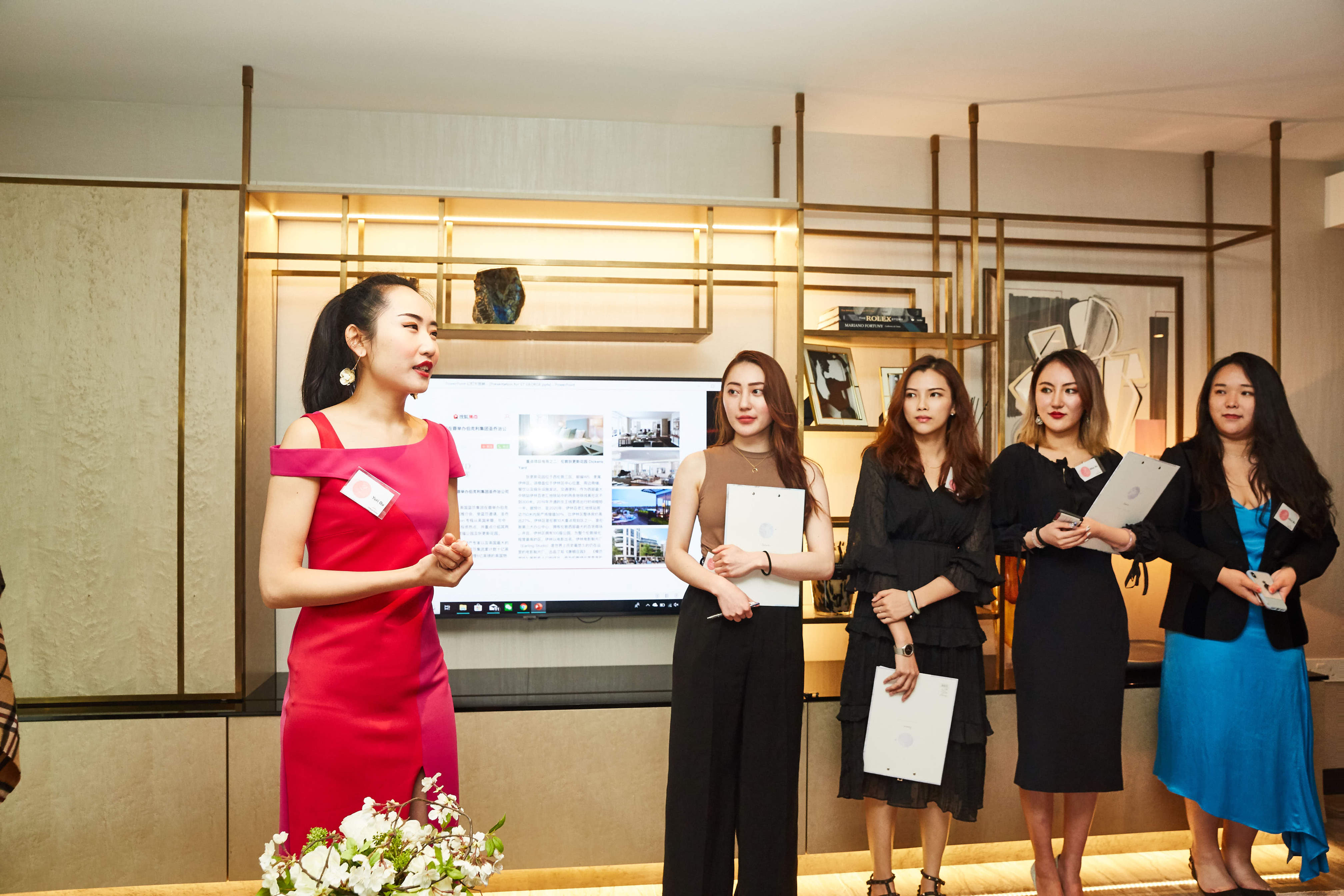 PRIME IN THE PRIME - Linkup China Ltd. 2nd Anniversary and VIP Guests' Thank You Dinner