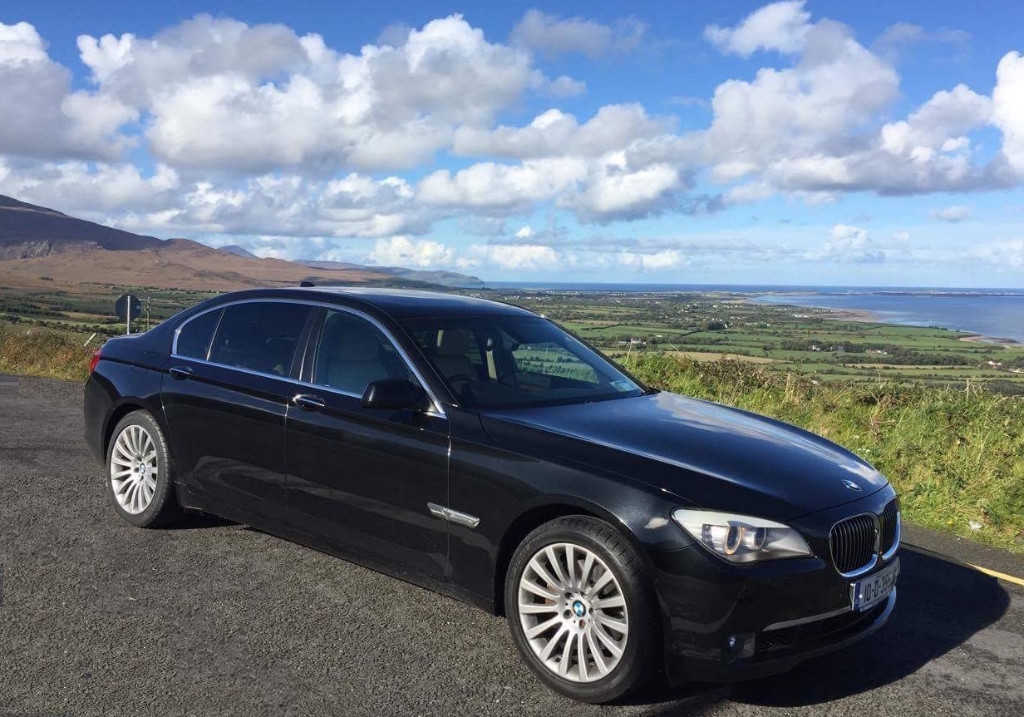 BMW 740Li - Executive Class Luxury
