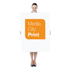 Large Photoprint Satin Finish Posters