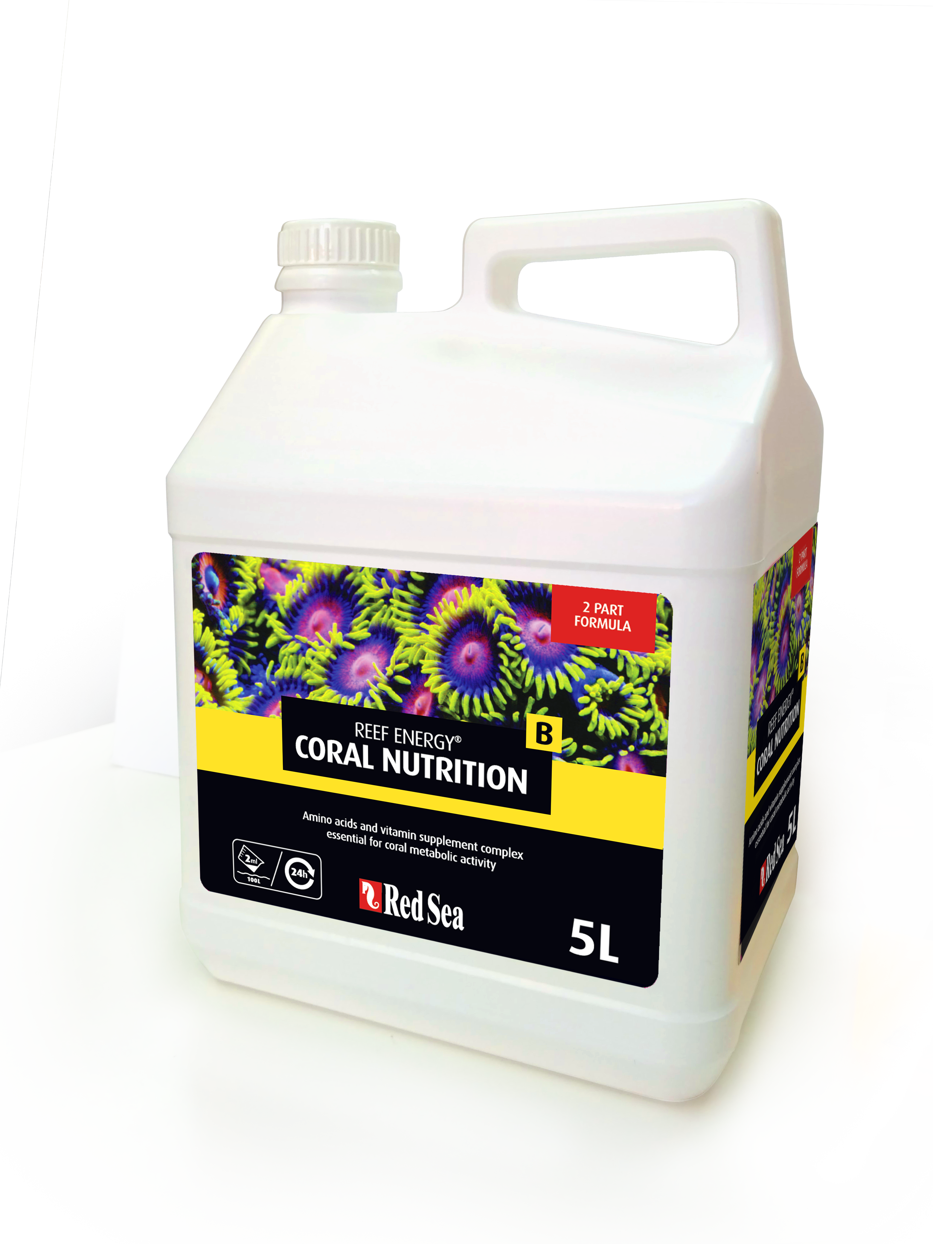 Reef Energy  Coral Nutrition B (Aminovit) - 5 Litre