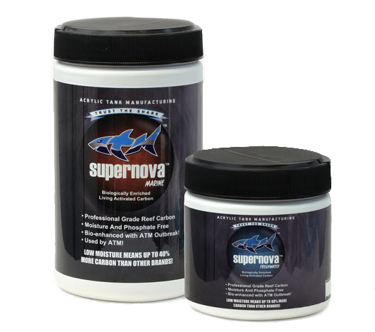 SuperNova Living Carbon Saltwater