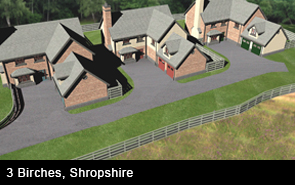 new build homes shropshire