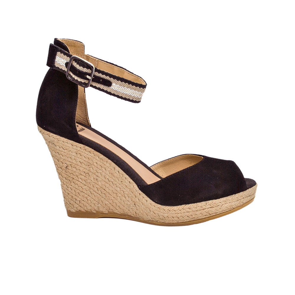Sharon Black Espadrilles
