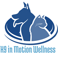 K9 in Motion Wellness logopng