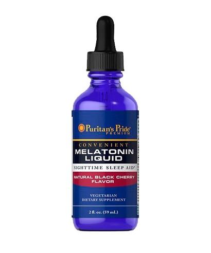 Sallutar Suplementos Melatonina Líquida 10mg 59 doses