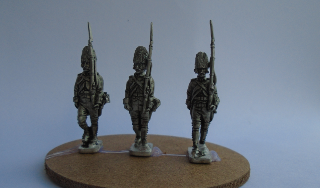 DUTCH 1792-4  GRENADIERS