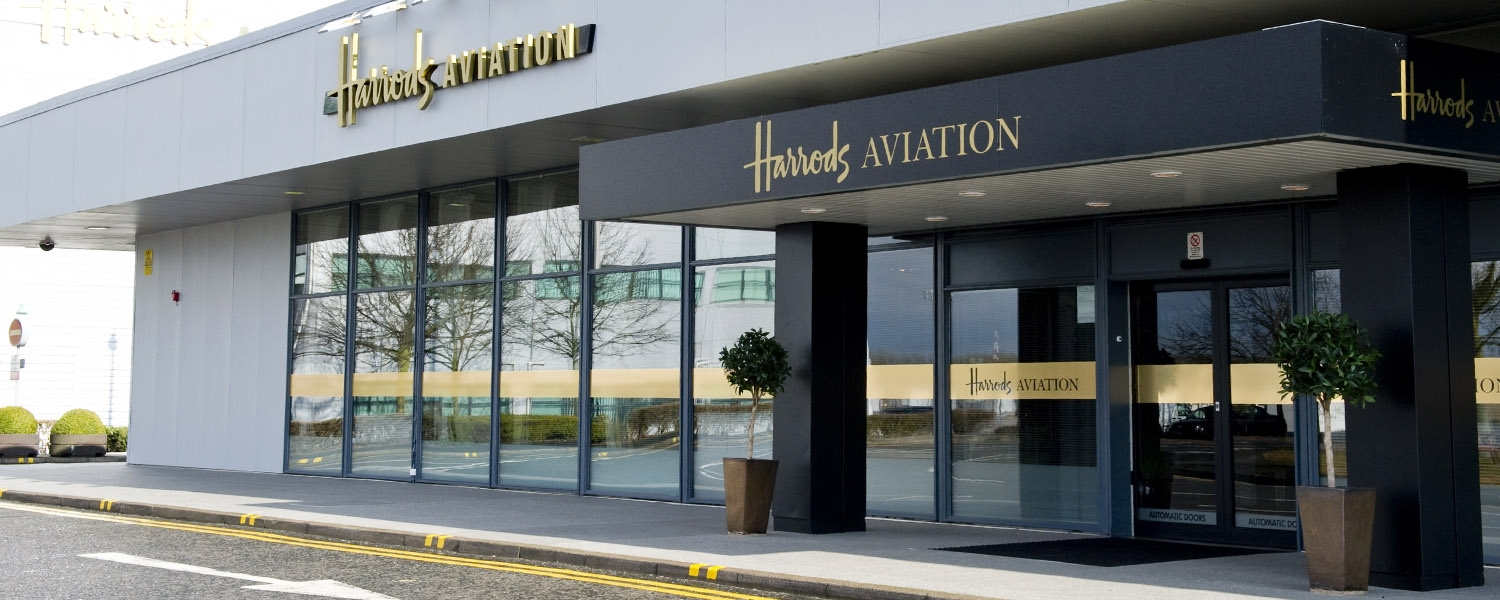 Harrods Aviation to temporarily suspend ops at EGGW & EGSS