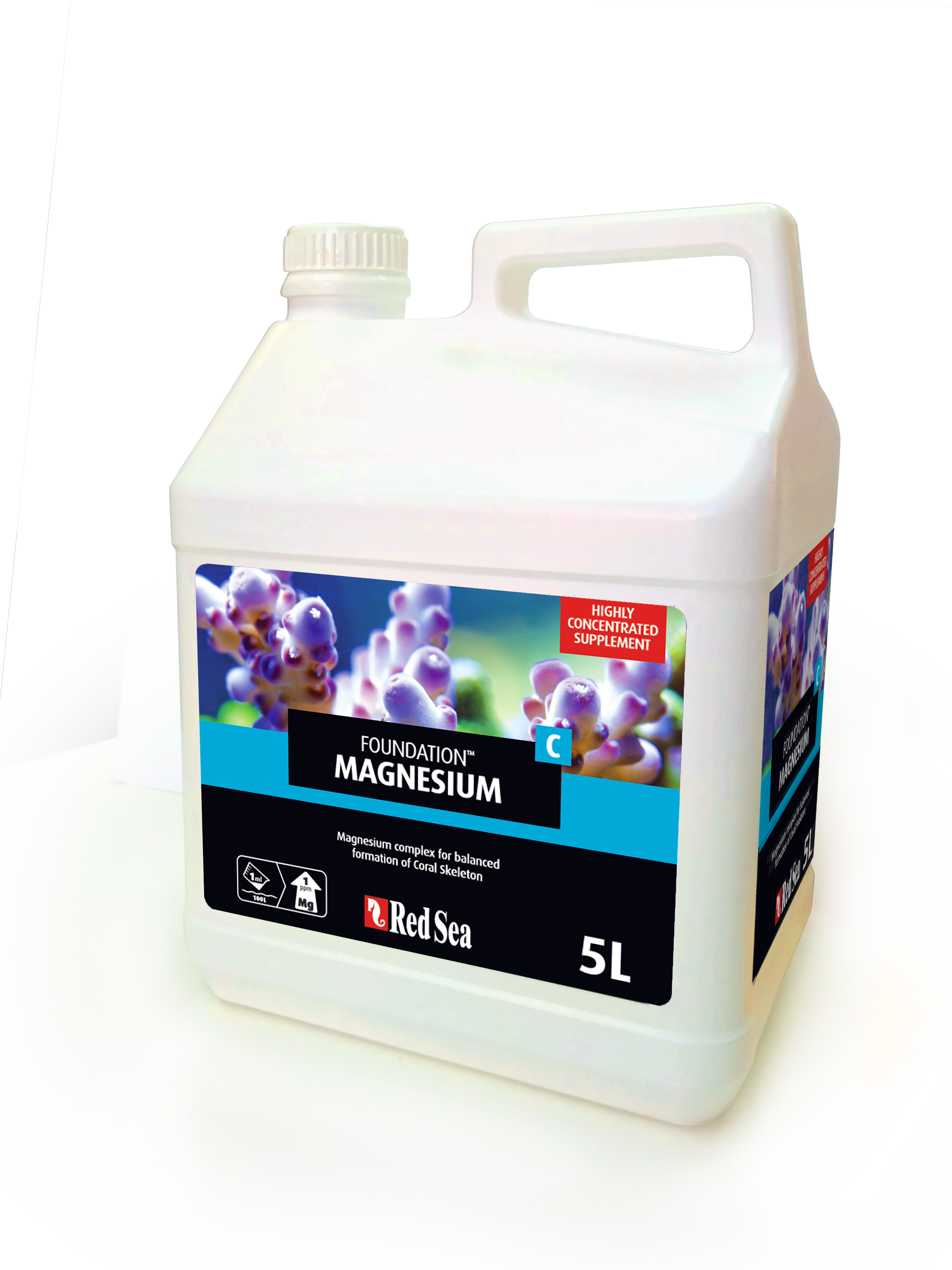 Foundation  Magnesium (Mg) - 5 Litre (Foundation C)
