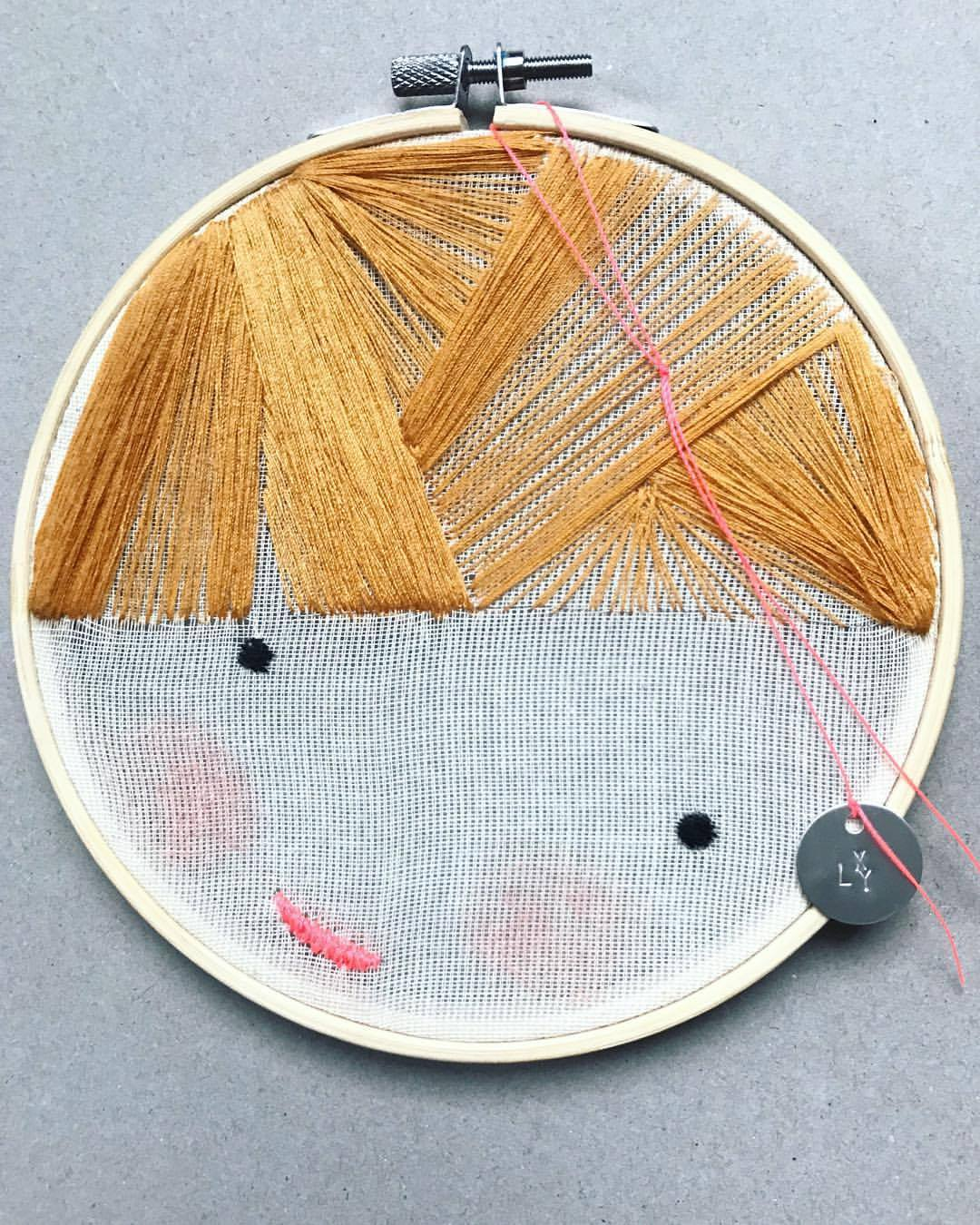 XLY embroidery