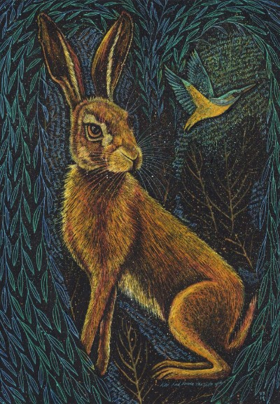 Hare at Dark Hollow