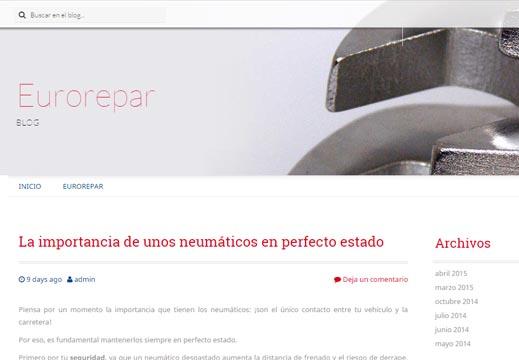 Promociones talleres Eurorepar Madrid