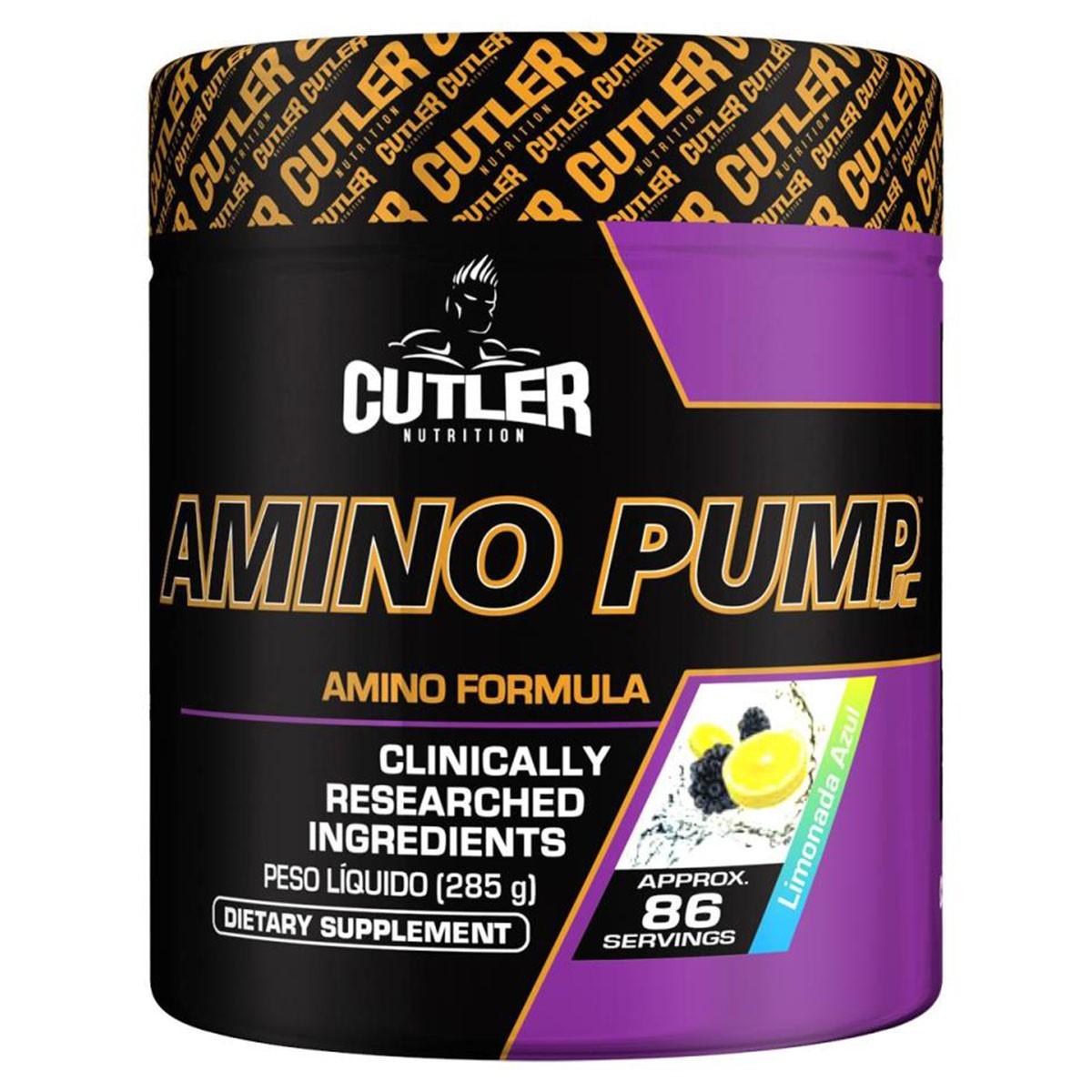 Sallutar Suplementos Amino Pump 285g