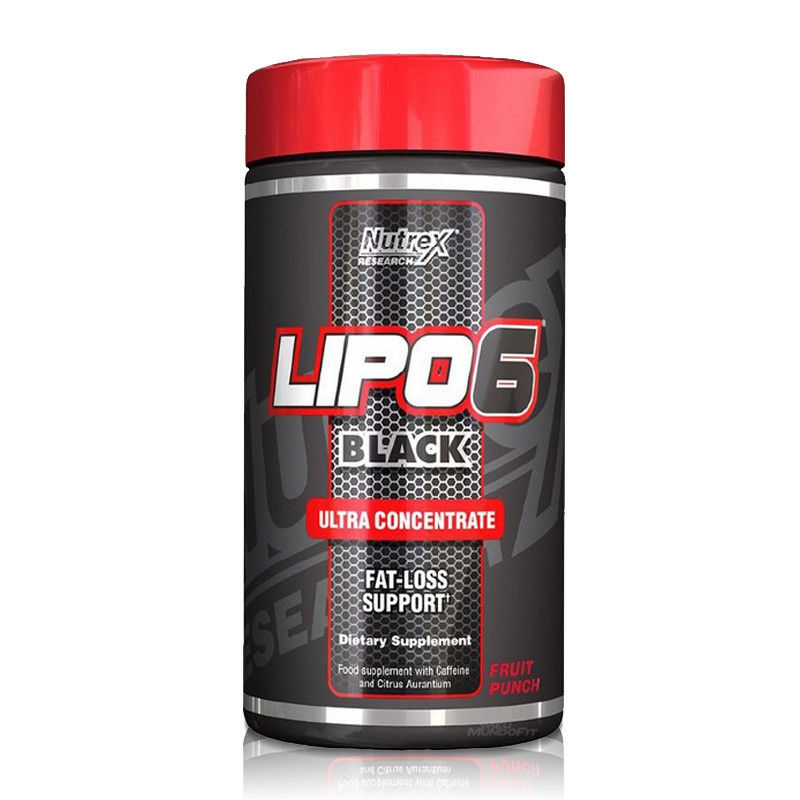 Sallutar Suplementos Lipo 6 Black Ultra concentrade powder