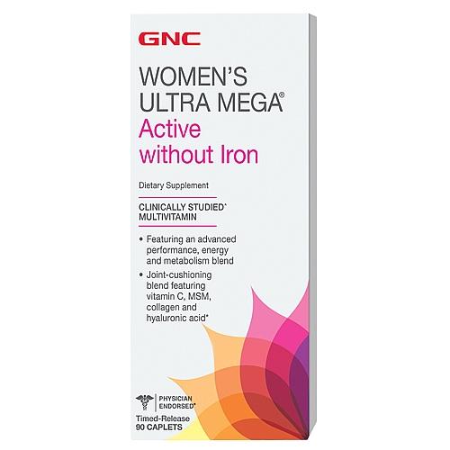 Sallutar Suplementos Women's Ultra Mega GNC