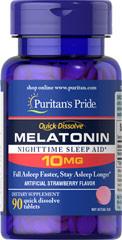 Sallutar SóBH Melatonina 10mg QUICK DISSOLVE 90 tabs