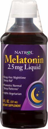 Sallutar Suplementos Melatonina Líquida