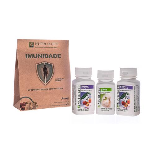 Sallutar Suplementos Pacote Imunidade
