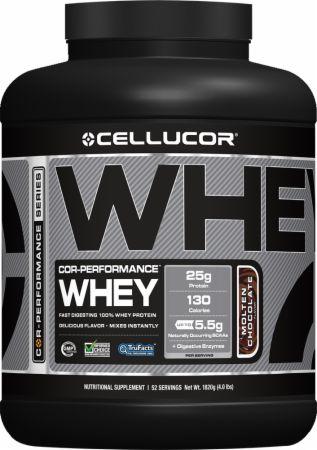 Sallutar Suplementos Whey Cor-Performance 1,8kg