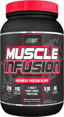 Sallutar Suplementos Muscle Infusion Whey Protein 900g