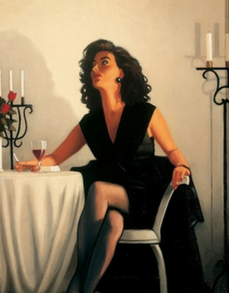 Affairs of the Heart Jack Vettriano Limited Edition Print