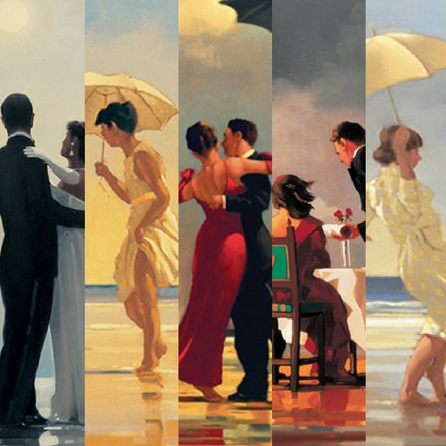 Jack Vettriano - The Classic Collection