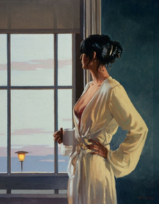 The Contemplation Series Jack Vettriano Limited Edition Prints